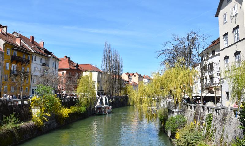 Stedentrip naar Ljubljana in Slovenië