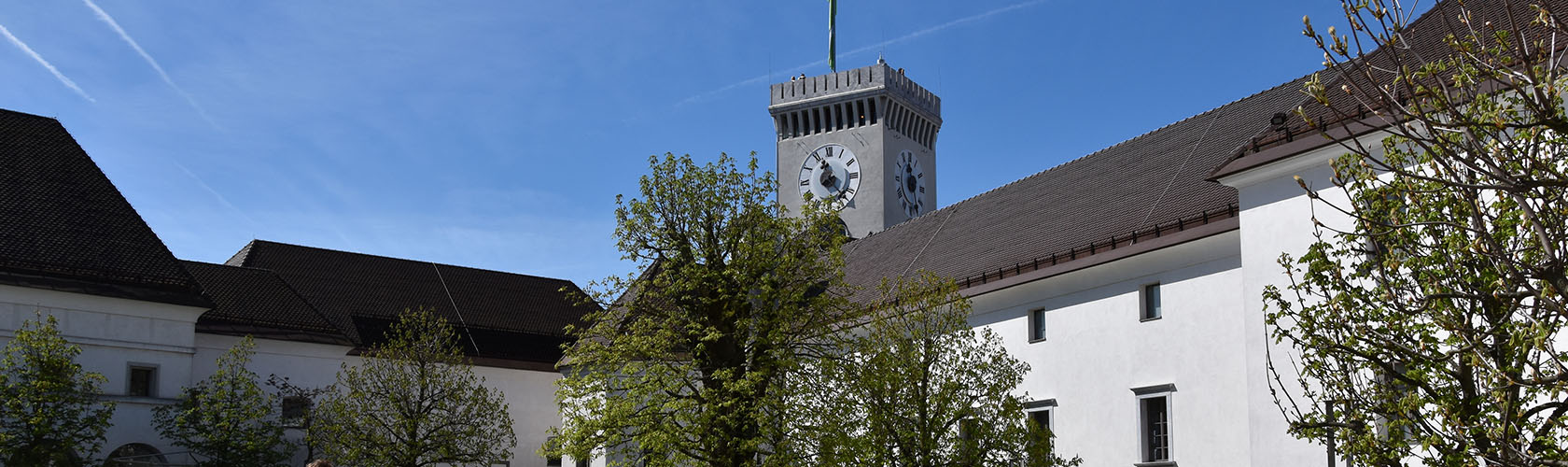 Kasteel van Ljubljana (Ljubljanski Grad)
