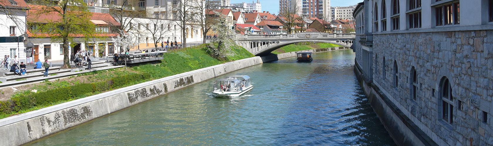 Ljubljanica rivier