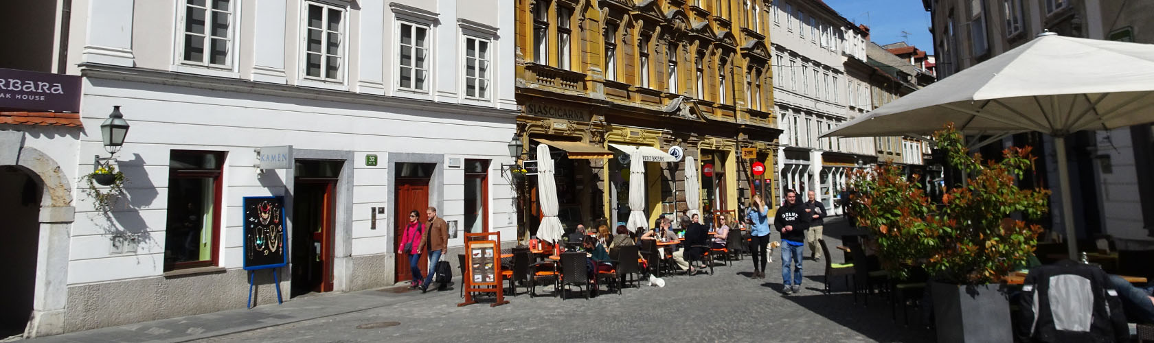 Hostels in Ljubljana